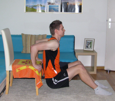 Dips Training Stuhl